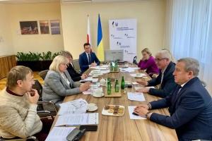 Делегація Міносвіти України зустрілася з головою Об'єднання українців у Польщі