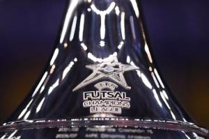 Футзалисты «Урагана» стартуют в основном раунде Лиги чемпионов