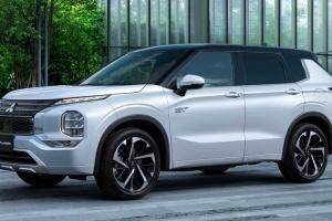 Mitsubishi представила «экологический» внедорожник