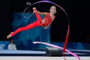 Погранична стала четвертою на ЧС-2021 з художньої гімнастики у вправі зі стрічкою