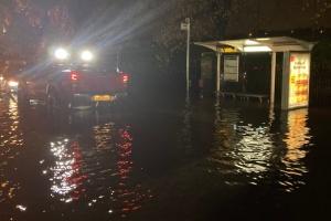 В преддверии климатического саммита шотландское Глазго залило дождями