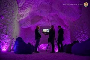 У госпіталі на Житомирщині відкрили сольову печеру для лікування військових