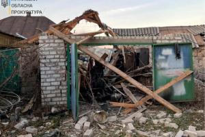Прокуратура відкрила справу через обстріл окупантами Трьохізбенки