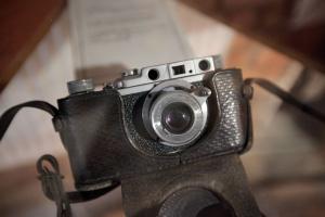 У Вінниці відкрилася виставка раритетних фотоапаратів