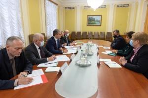 В ОП обсудили подготовку визита Зеленского в Британию