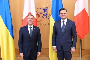 Швейцарія прагне сприяти мирному врегулюванню на сході України