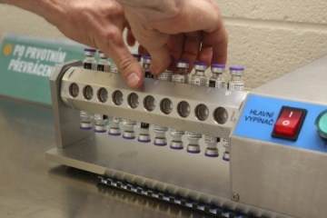 Ukraine developing COVID-19 vaccine similar to Pfizer or Moderna