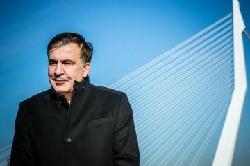 Ex-Präsident Saakaschwili kehrt nach eigenen Angaben nach Georgien zurück
