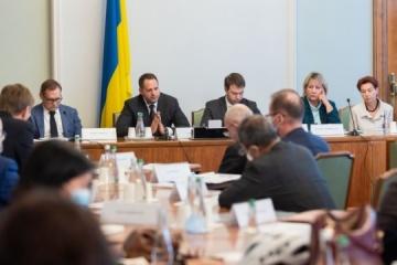Oficina del Presidente trata la implementación de la reforma judicial
