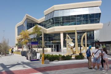 Ukraine opens pavilion at Expo 2020 Dubai