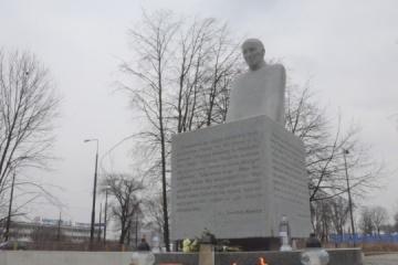 Pomnik Emiliana Kowcza, księdzu obozu koncentracyjnego na Majdanku, zostanie odsłonięty w Lublinie