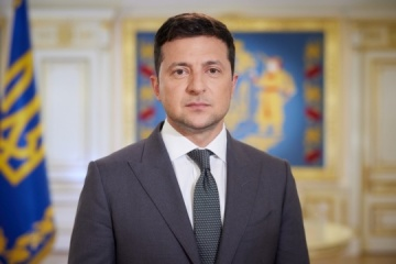 President Zelensky to attend Servant of the People faction meeting in Truskavets