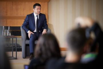 ゼレンシキー大統領、親露政治家メドヴェチューク氏を露に引き渡し得る条件に言及