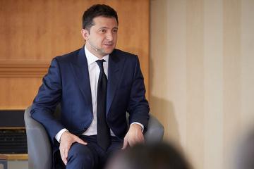 Zełenski opowiedział o planie transformacji Ukrainy