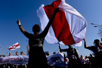3 Jahre Haft in Belarus: Ukrainer wegen Teilnahme an Protesten verurteilt