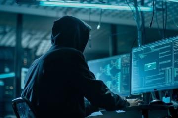 Cyberattacken auf 100 Unternehmen 150 Mio. US-Dollar Schaden: Verantwortlicher Hacker in Kjyiw festgenommen