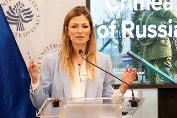 Russland verletzt grob Menschenrechte auf der Krim: Dschaparowa tritt bei UNO mit gemeinsame Erklärung von 40 Ländern auf