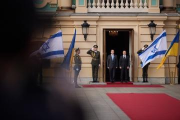 Zelensky: Volumen de comercio entre Ucrania e Israel ha ido en aumento desde el lanzamiento de la ZLC