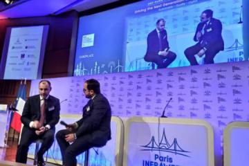 Ukraine presents investment potential at international forum in Paris