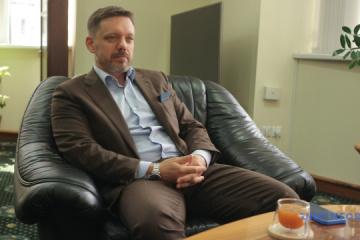 Vorstandsvorsitzender von Ukreximbank Metsger lässt Posten ruhen