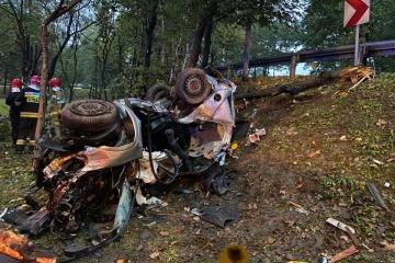 Zwei Verkehrsunfälle mit Ukrainern in Polen: Zwei Tote und ein Schwerverletzte