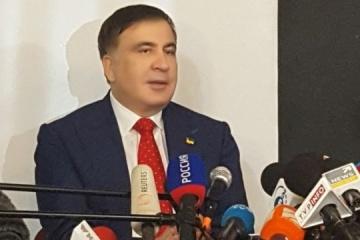 Ausreise von Saakaschwili aus der Ukraine: Grenzschutz untersucht Umstände