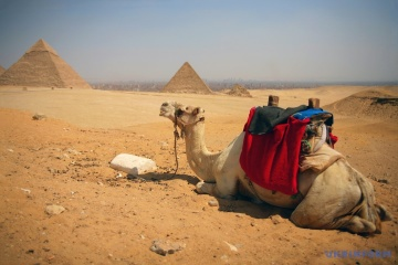 CEO of Tourism Promotion Board: Ukraine is Egypt's number-one tourism partner