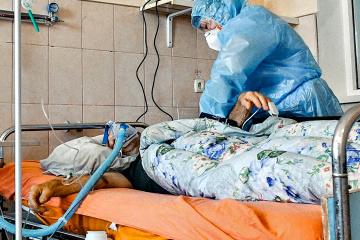 Ukraine reports 16,362 new COVID-19 cases