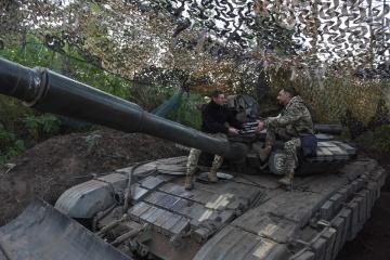 Mercenarios rusos violan el alto el fuego en la zona de la OFC en 10 ocasiones