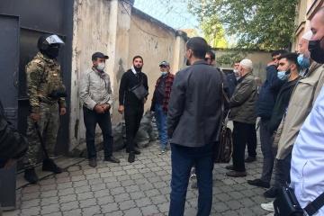 露占領当局、シンフェローポリでクリミア・タタール系住民約20名拘束