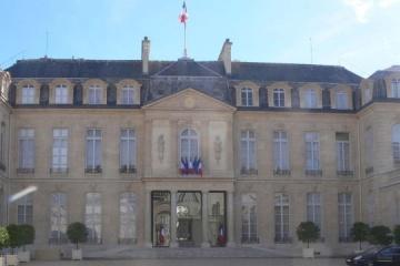 Palacio del Elíseo anuncia una reunión Normandía a nivel de ministros de Exteriores