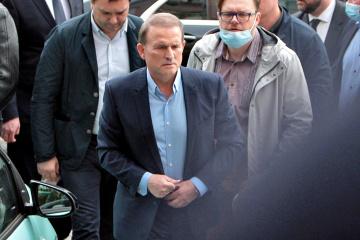 El tribunal deja al diputado Medvedchuk bajo arresto domiciliario