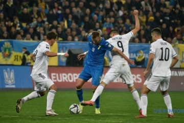 Ukraine draw 1-1 with Bosnia and Herzegovina in World Cup qualifier