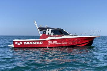 Японська компанія використовує технології Toyota для випробувань «водневого» судна