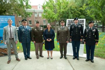 Adjutant General of California National Guard: Partnership with Ukraine has never been stronger