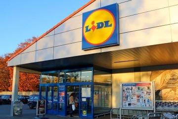 German supermarket chain Lidl preparing to enter Ukraine