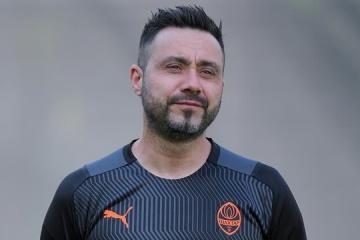 Де Дзербі став найкращим тренером 11 туру української Прем'єр-ліги