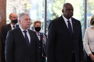 Ukraine, US agree on practical steps for defense cooperation