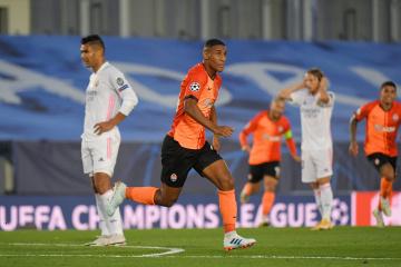 Ligue des Champions : Le Real s'impose largement à Kyiv