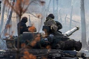 Invaders breach truce 14 times Oct 20 while Ukraine reports 1 WIA