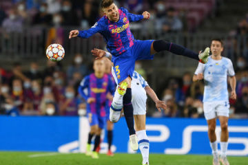Champions League: Dynamo unterliegt Barcelona 0:1