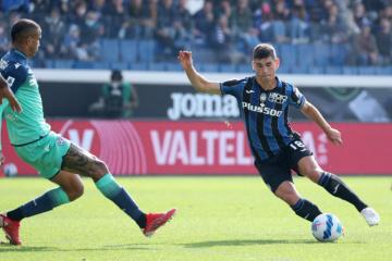 Série A : L'Udinese arrache le nul face à l'Atalanta