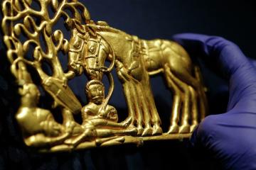 Des trésors archéologiques de Crimée seront rendus à l'Ukraine