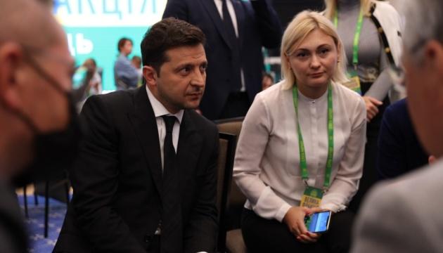 Зеленський назвав головну помилку Разумкова