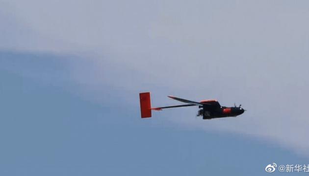 Китайський дрон встановив світовий рекорд за часом польоту