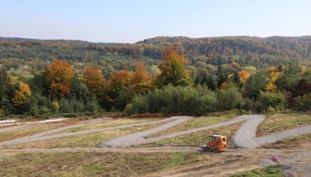 На Львівщині туристичний проєкт «ВелоБескиди» об'єднає три гірські громади