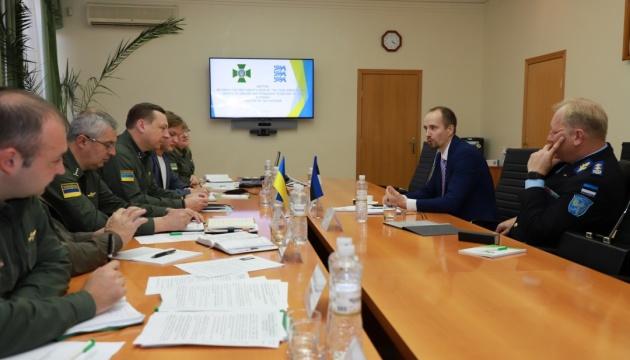 Ukraine, Estonia to exchange experience in coast guard development – State Border Guard Service