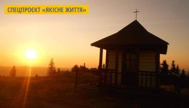 Чернігівський мандрівник пішки перетнув Україну зі заходу на схід
