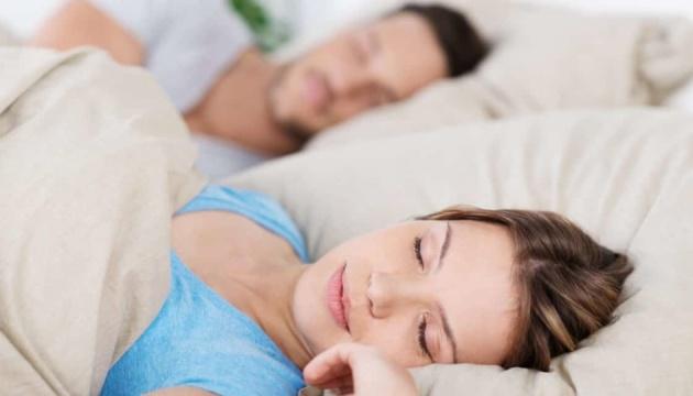 Допоможи собі: щоби добре спати, треба правильно їсти