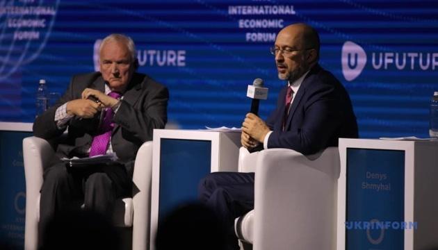 In der Ukraine wird erste Anlage zur Wasserstofferzeugung gebaut – Regierungschef Schmyhal